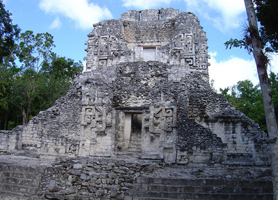 archaeological sites campeche chicanna