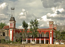 campeche hacienda tankuche